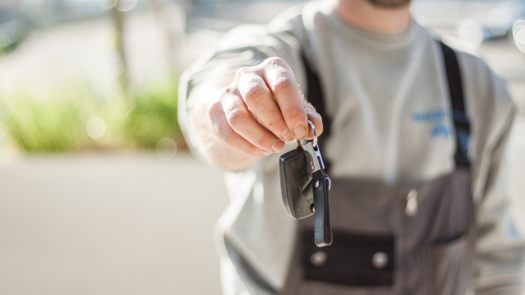 Services Available From a Car Key Locksmith