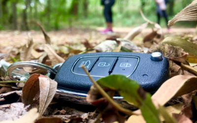 Lost Car Keys? Now What?