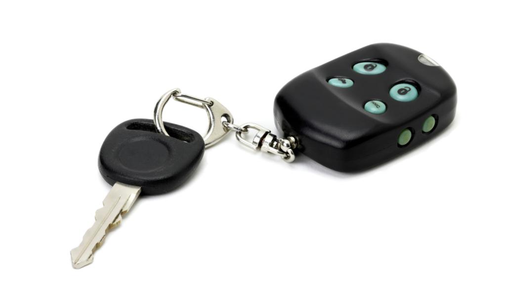 transponder car key replacement