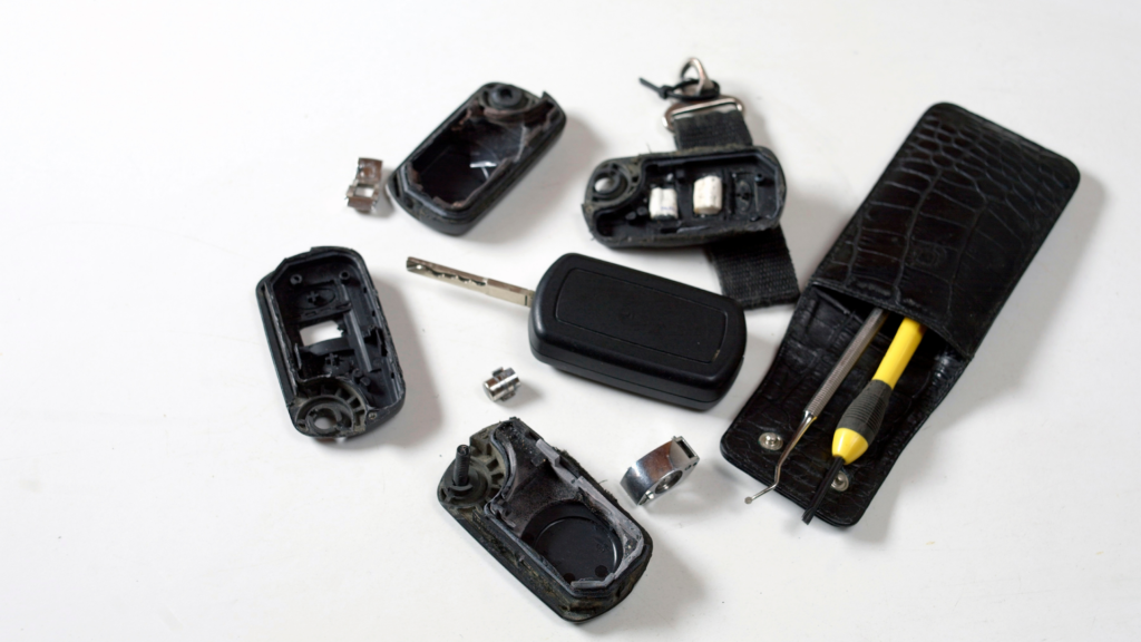car key fob repairs