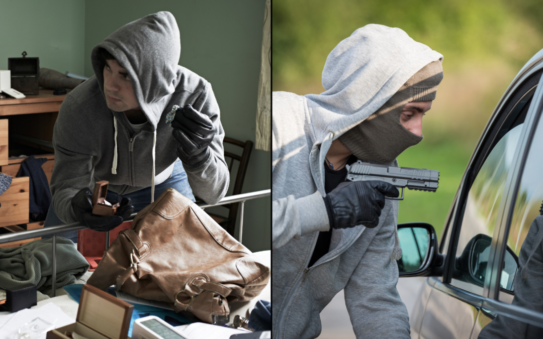 Burglary vs Robbery: What You Should Know