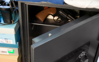 4 Reasons Why You Need a Gun Safe