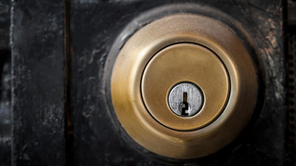 Door Lock Deadbolt